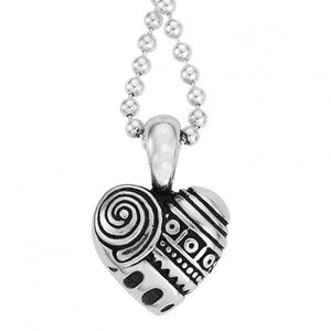 Lagos Heart of Philadelphia Pendant Charm necklace